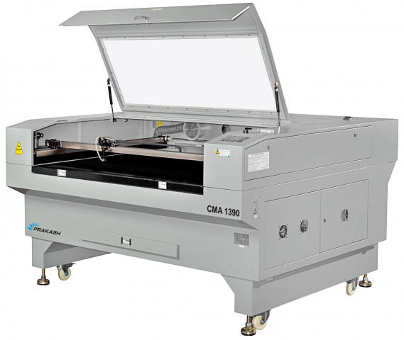 Acrylic Laser Cutting Machine CMA-1390