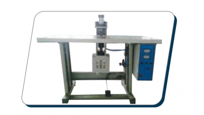 Ultrasonic Non-Woven Bag Sealing Machine