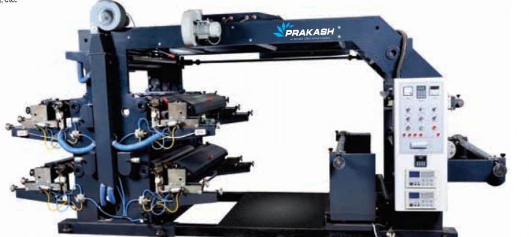 Flexographic Printing Machine YT-41200