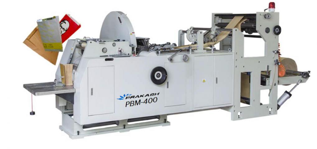 Paper Bag Making Machine PBM 400-1517