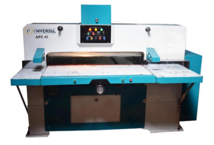 Non Programmable Non Hydraulic Machine - 43 Inches