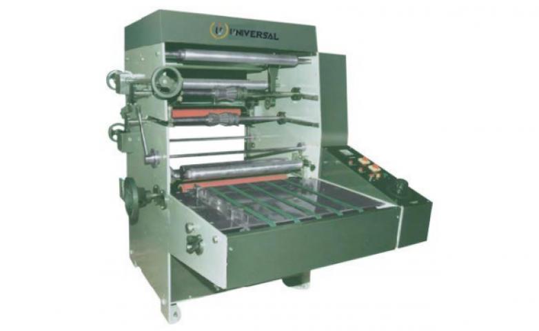 Plain / Cold Sheet Lamination Machine - 52 Inches
