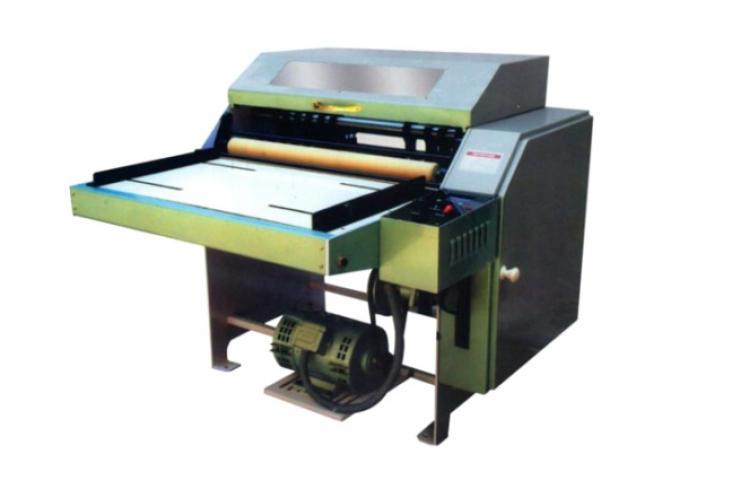 Rotary Half Cutting Creasing Perforating Machine