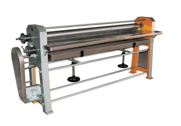 Sheet Pasting Machine - 85 Inches