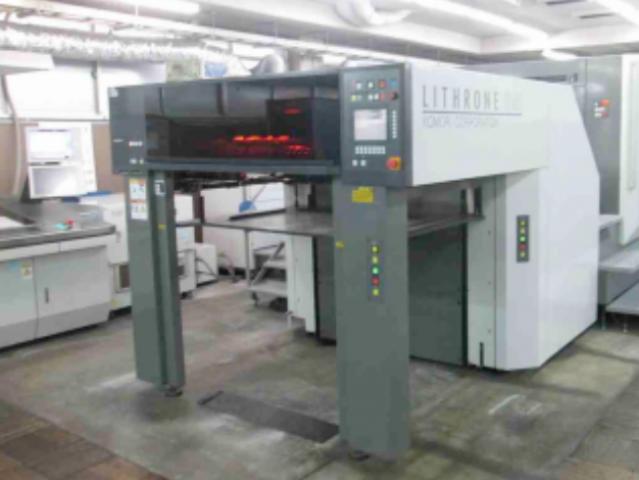 Used Komori GL-440