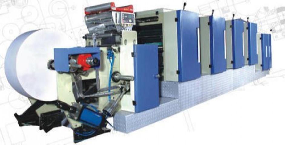 Web Offset printing Machine WT SAB 20