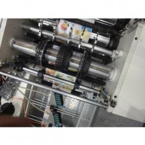 Computer Stationery Web Offset Printing Machine