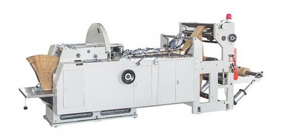 V Bottom Paper Bag Making Machine-Bag Master WT600