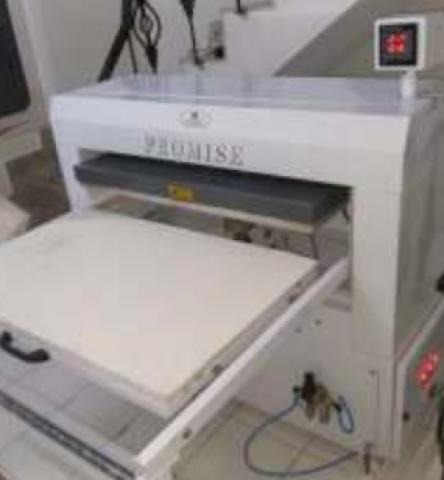 T-shirt Badge Printing Machine AMP-24/36