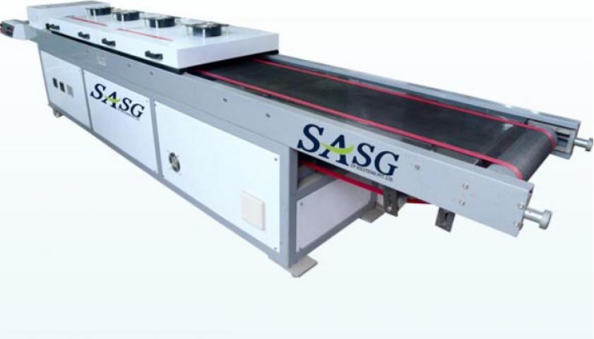 SASG Fabric Printing Machine