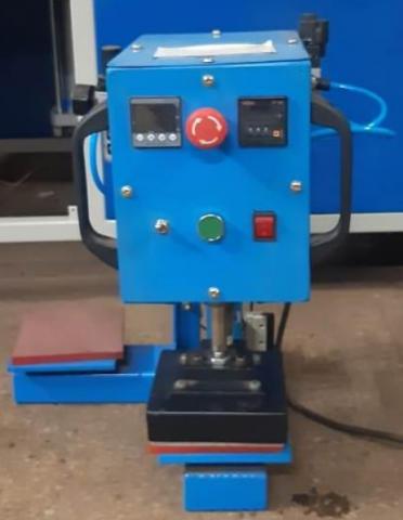 Automatic Double Bed Heat Press Machine-IMI-66ADB