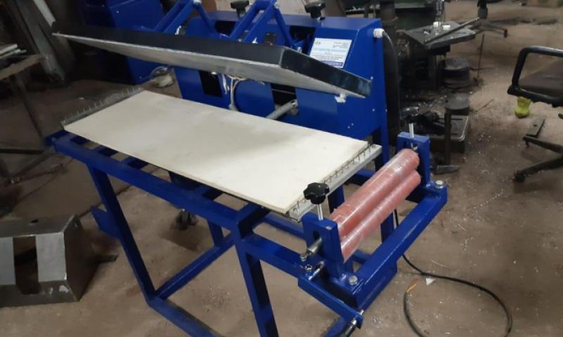 Manual Sublimation Lanyard Printing Machine-IMI-1040ASL