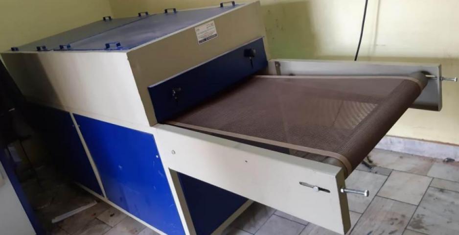 Curing Machine-IMI-48AC