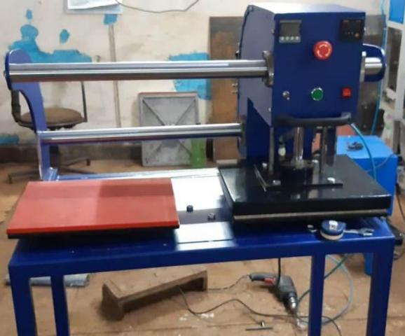Automatic Fusing/Heat Press Machine-IMI-1624MRH