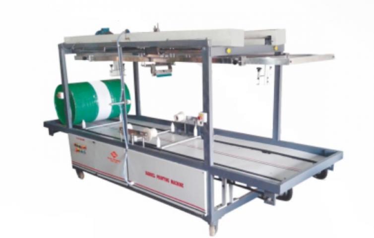 Barrel Screen Printing Machine BS-200
