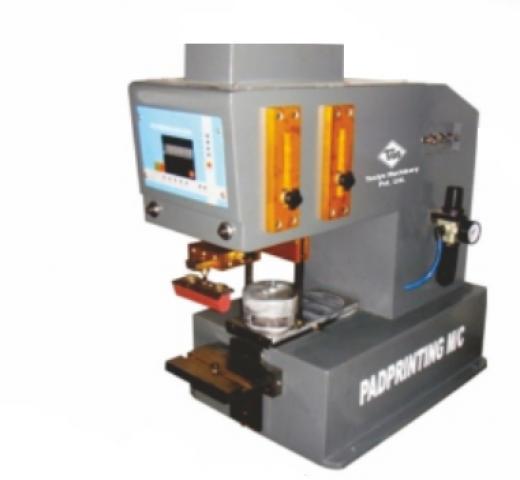 Pneumatic Pad Printing Machine Deluxe P90C