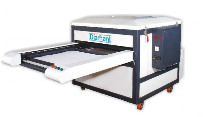 Flat Sublimation Heat Transfer Machine