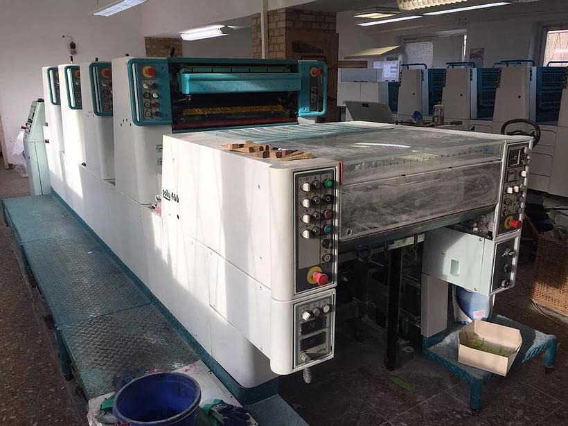 Polly 466P Offset Printing Machine