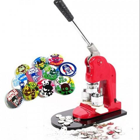 Manual Badge Making Machine