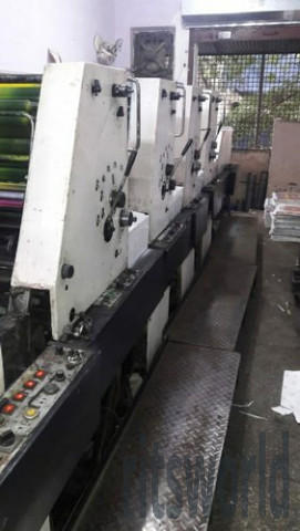 Adast Dominant Offset Printing Machine