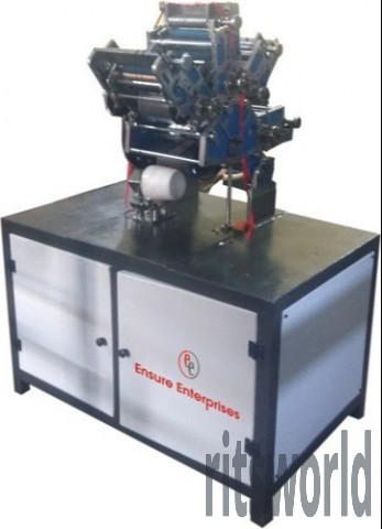 Food Containers Screen Printing Machine
