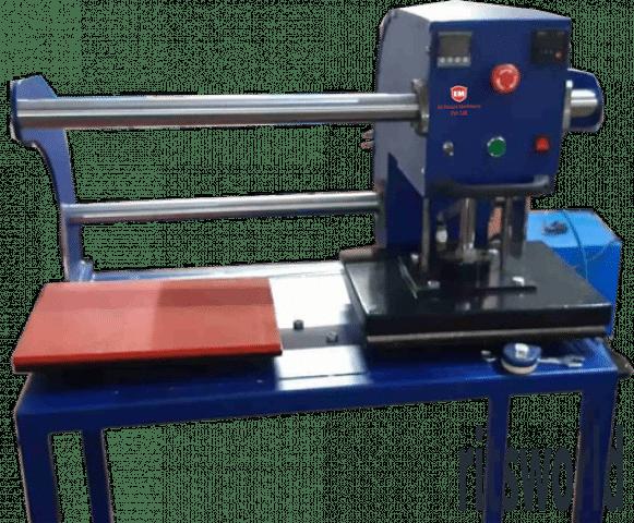 Manual EM-1040ASL Sublimation Printing Machine