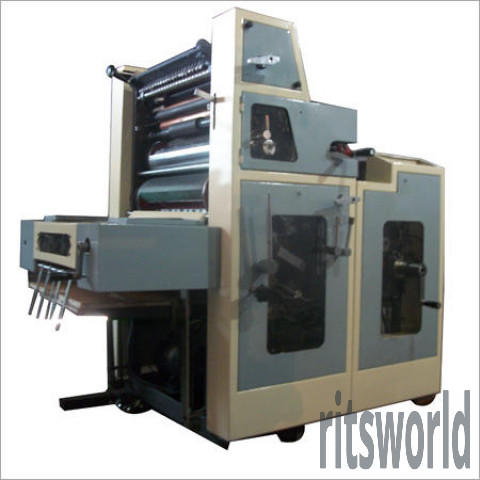 3 in 1  Semi Automatic Offset Printing Machine