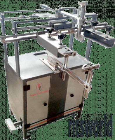 Mini Rotary Screen Printing Machine