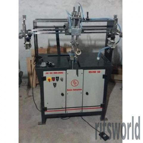 Nail Polish Bottle Screen Printing Machine