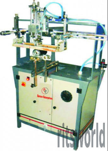 Food Container Screen Printing Machine