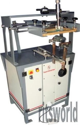 ECO-EE-RS100- Round Screen Printing Machine