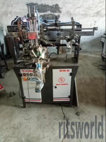 Hand Band Round Screen Printing Machine