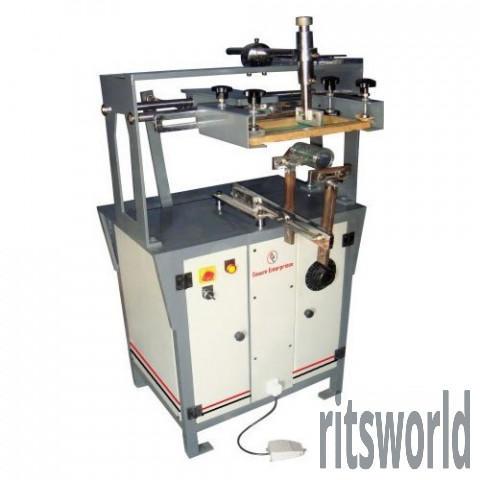 Bottle EE-RPM Round Screen Printing Machine