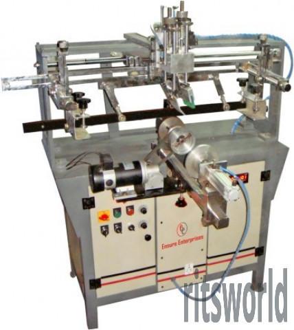 Ensure Round Screen Printing Machine