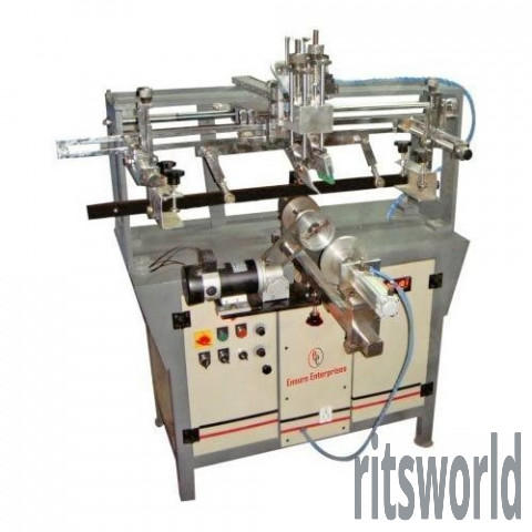 Automatic EE-RSMP Round Screen Printing Machine