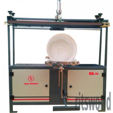 Manual  RS-20 Round Screen Printing Machine