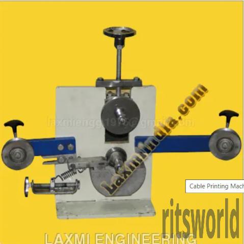 Cable Pad Printing Machine