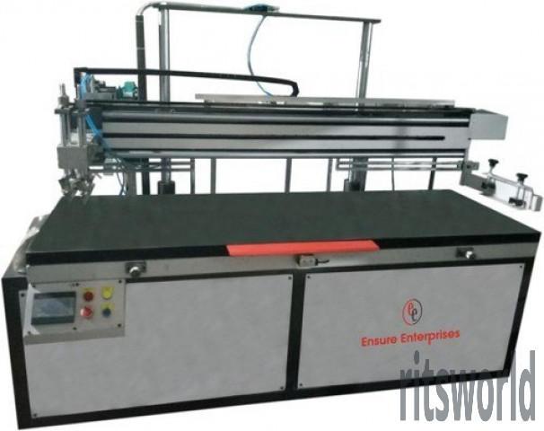 Pneumatic 48x96 Flatbed Screen Printing Machine