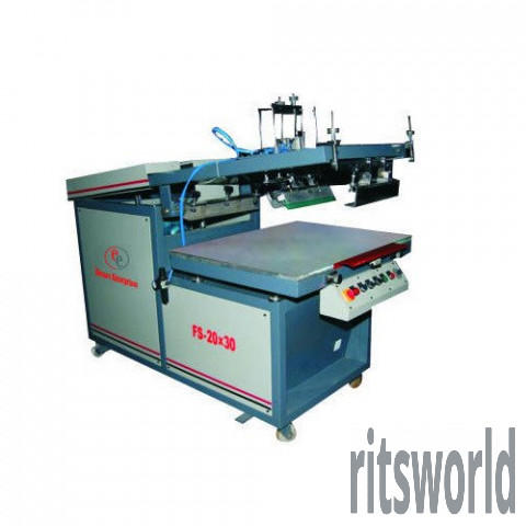 PCB Pneumatic Screen Printing Machine