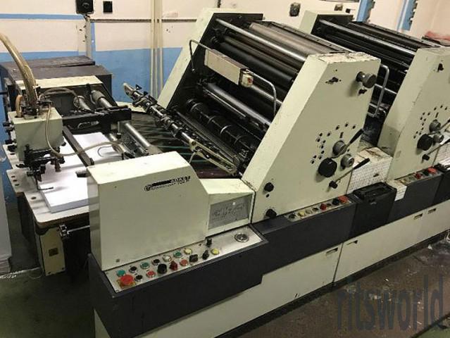 Adast Dominant 725 V, 1993 Offset Printing Machine