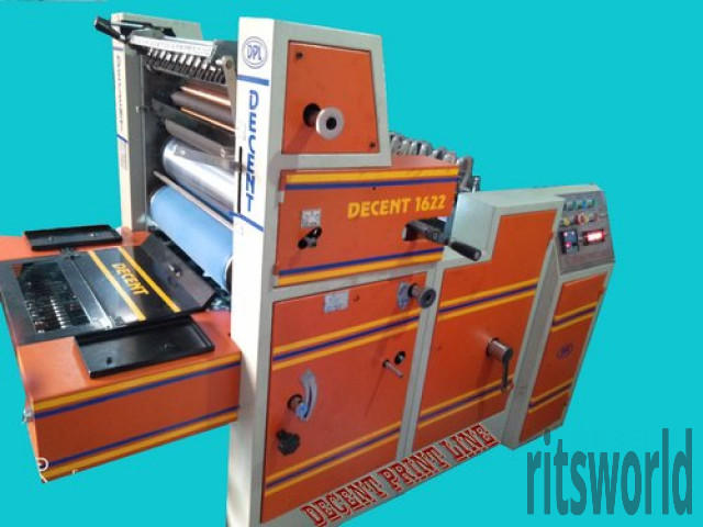 Super Solna Automatic Sheetfed Offset Printing Machine
