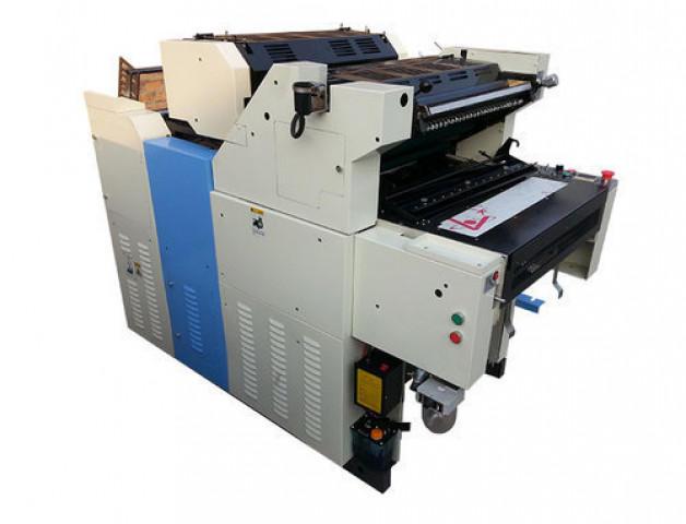 Multi Color Automatic Non- Woven Offset Printing Machine