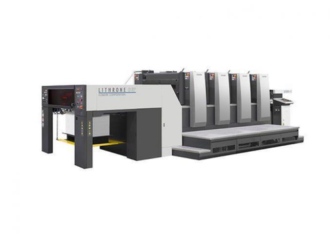 Komori G37 Enthrone Offset Printing Press