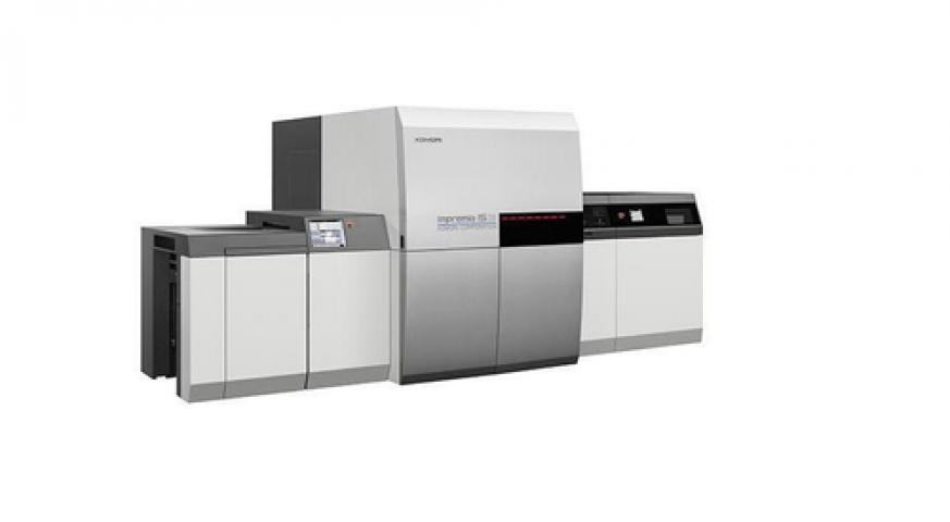Komori IS29 Lmpremia Sheetfed Inkjet Digital Printing Press