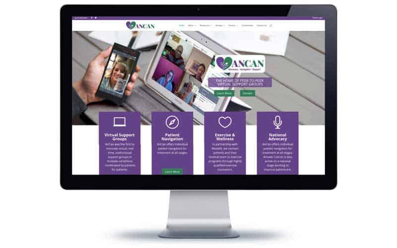 AnCan Website Design