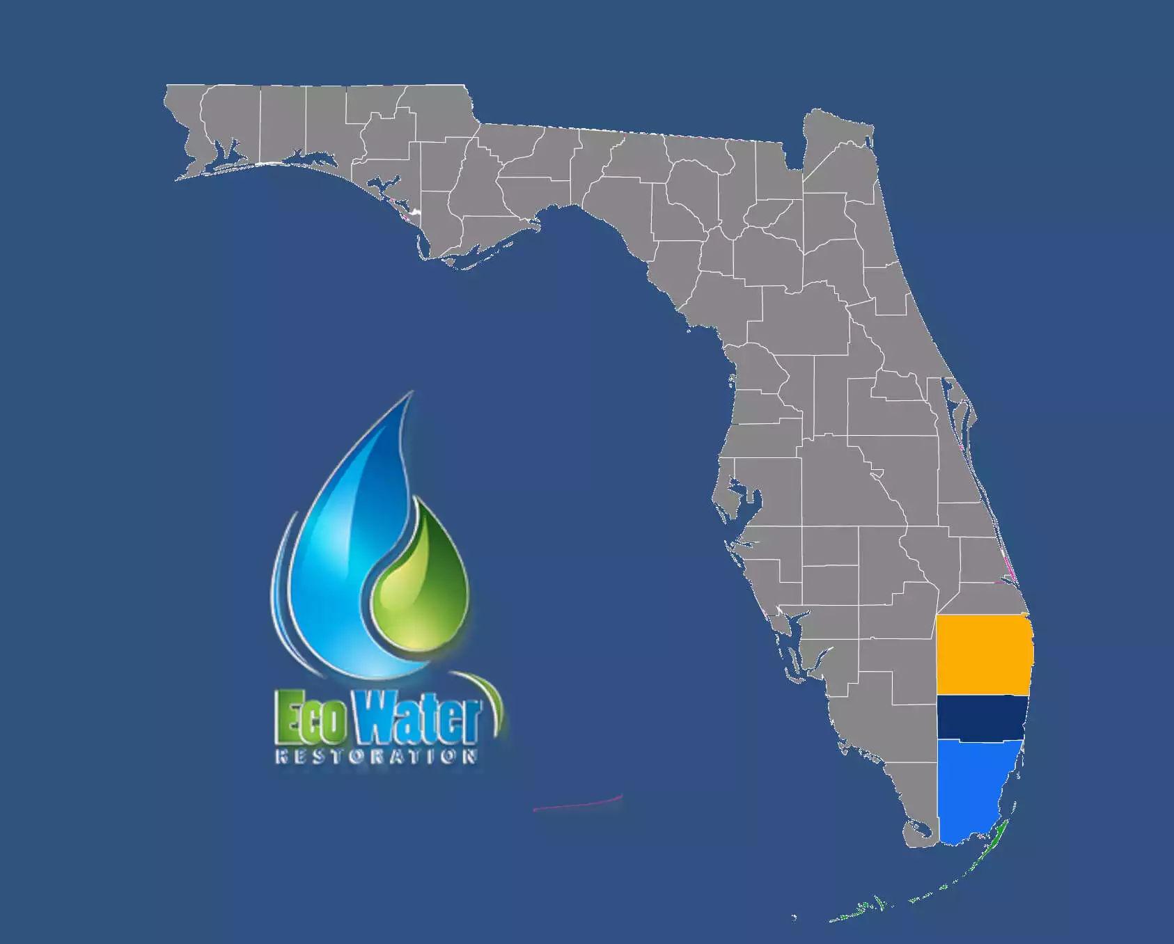 Florida Service Map
