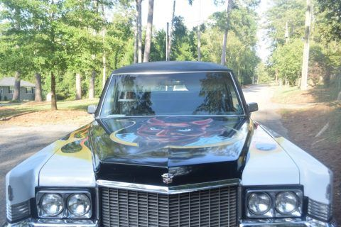 COOL 1970 Cadillac Fleetwood M&M for sale