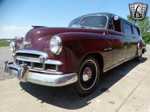 1949 Chevrolet Barnette Hearse Truck for sale