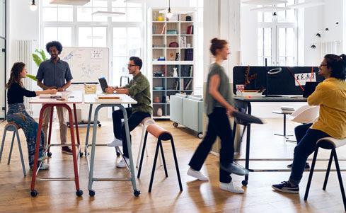 Agile Office Furniture