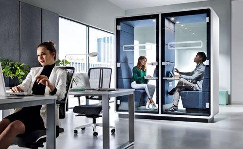 Office Work Pods
